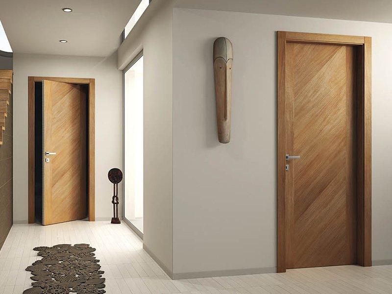Pertile | Serramenti in alluminio/legno - Legno - PVC